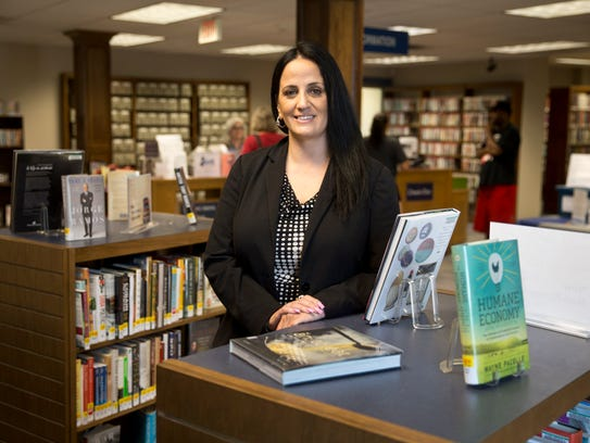WATCH: Long Branch librarian crowned