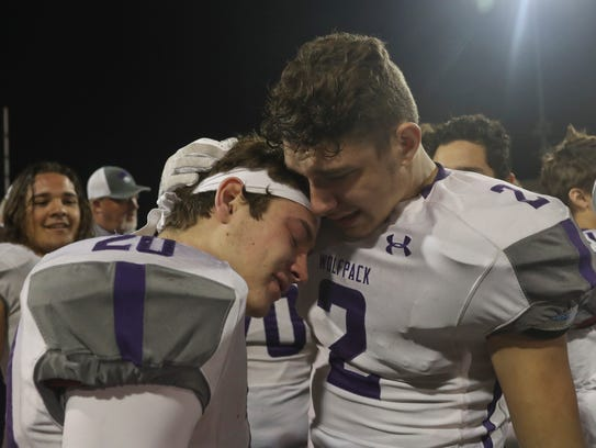 Shasta High School falls to Bishop Diego in the Division