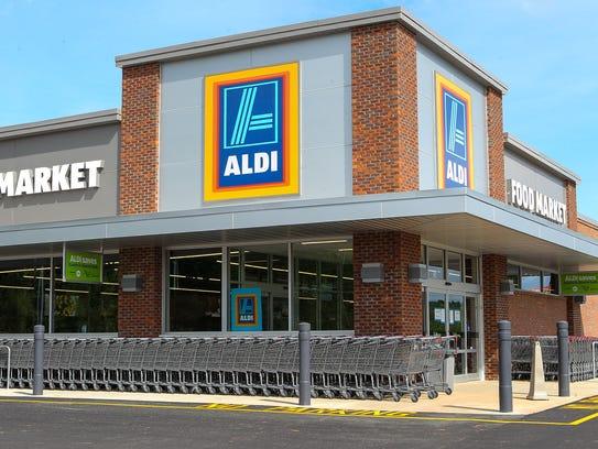 aldi opens second anderson store thursday. Black Bedroom Furniture Sets. Home Design Ideas