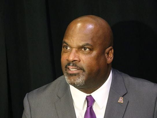Alcorn State coach Fred McNair said he's always excited