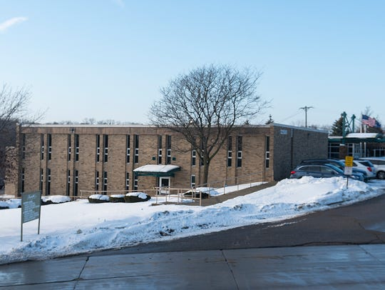 A future part of the proposal could include the site of the Farmington Public Schools administrative offices, if the district decides to sell.