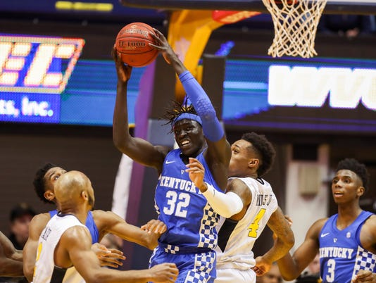 How To Watch Uk Basketball Play Etsu Game Time Tv: Kentucky Basketball: How To Watch UK Game Vs. Auburn