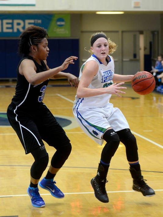 University of West Florida womens basketball team falls to the Shorter Hawks