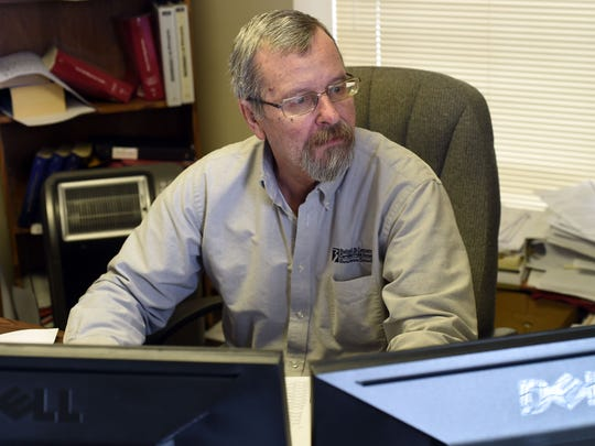 Douglas Johnson, a certified public accountant in Mountain Home, says taxpayers shouldn't give out personal financial information over the phone unless they initiate the call.
