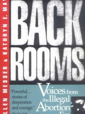 'Back Rooms' by Ellen Messer and Kathryn E. May.
