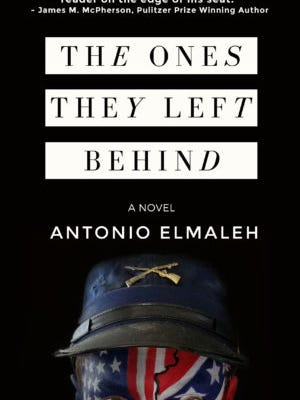 The cover of Antonio Elmaleh's Civil War novel.