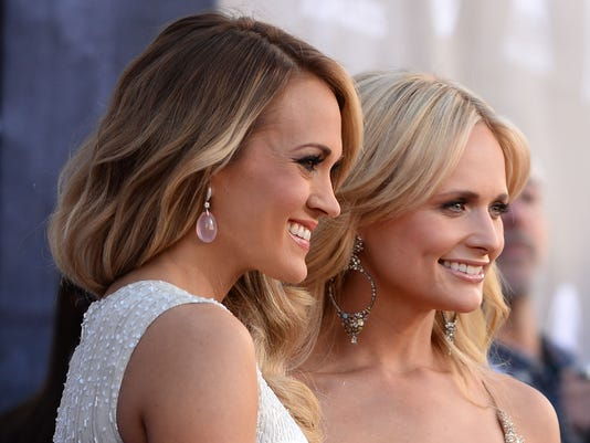Carrie Underwood Miranda Lambert