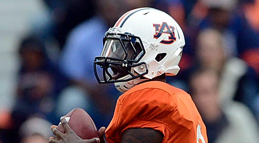 If Nick Marshall loses playing time, Jeremy Johnson could be Auburn's starter for the season opener.