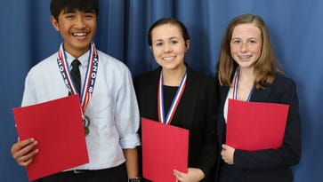 Salinas High students win top awards at Monterey County Science and Engineering Fair