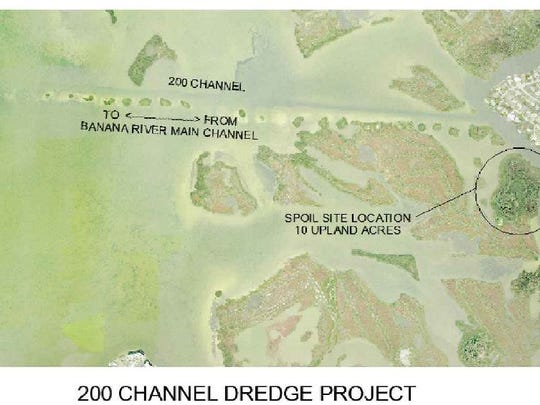 200 channel dredge project