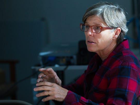 Pamela Angell, CEO of St. Luke's Health Clinic, tells