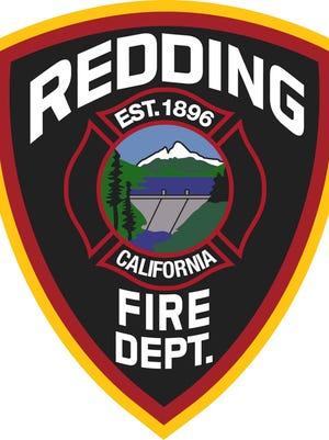 Redding Fire Department shield