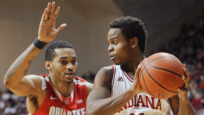 Yogi Ferrell and IU have a rough start to their Big Ten season.