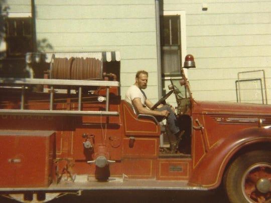 Roxbury Fire Truck
