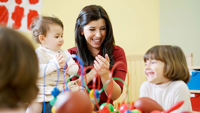 Structured play is also essential to the assessments we do in childcare
