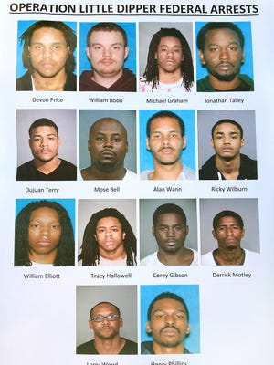 Operation Little Dipper Federal Arrests.