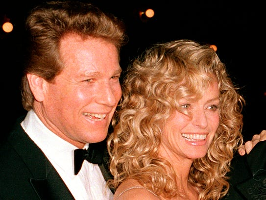 Redmond O'Neal is the son of Ryan O'Neal and Farrah Fawcett.