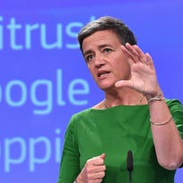 Google fine is small change compared with EU's threat