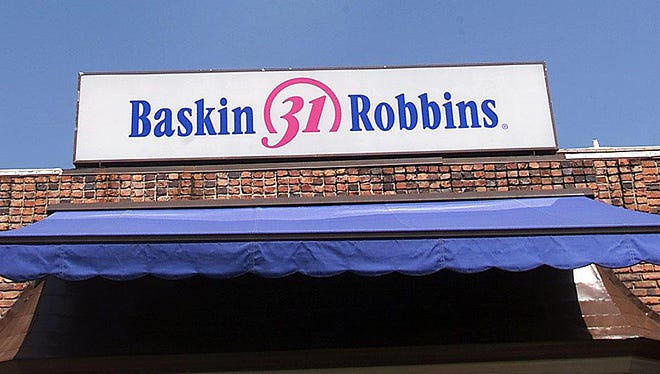 Baskin Robbins expects to open a shop in the center of Mt. Juliet at the new Sellars Park, a retail center on North Mt. Juliet Road.
