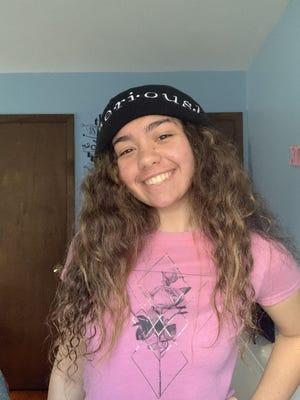 Arianna Nieves of Liberty High School.