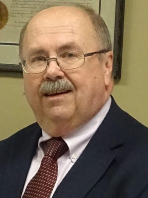 West Lafayette Mayor Stephen Bordenkircher