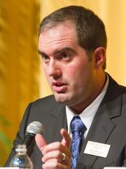 Democrat Jordan Genso