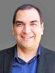 Jason Sanchez, new CEO at the Greater El Paso Association