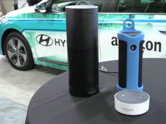 Hyundai is how owners can now use Amazon's Echo home