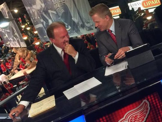 """""""The Stanley Cup is available to win and for a player, regardless of format, to get your name on the Cup, that's something special,"""" says Chris Osgood, former Red Wings goalie and current FSD analyst."""