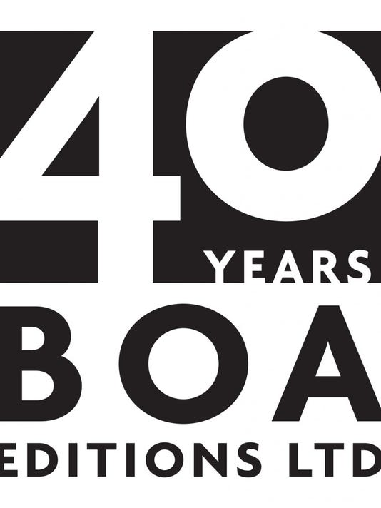 Boa Editions Celebrates 40 Years In 2016
