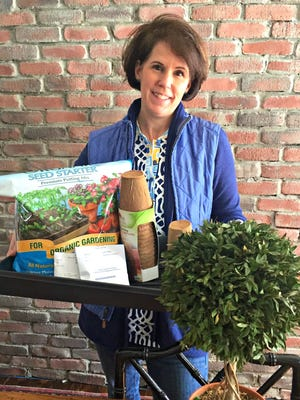 The DIY Dutchess shares how to sow seeds and start a garden.