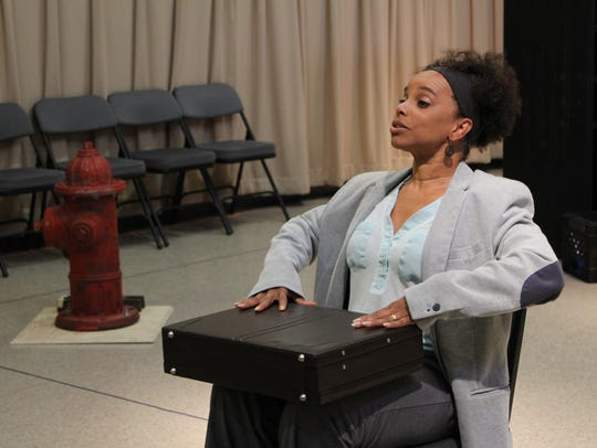 Debra Walton stars in the Playhouse in the Park's production