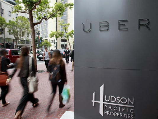 Following Uber's success, copycats rush to carve out niches