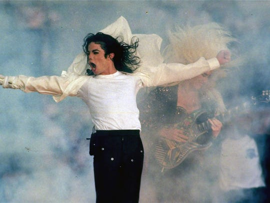 Michael Jackson's Super Bowl XXVII performance in 1993 with fireworks and tons of extras set the precedent for spectacular halftime shows.