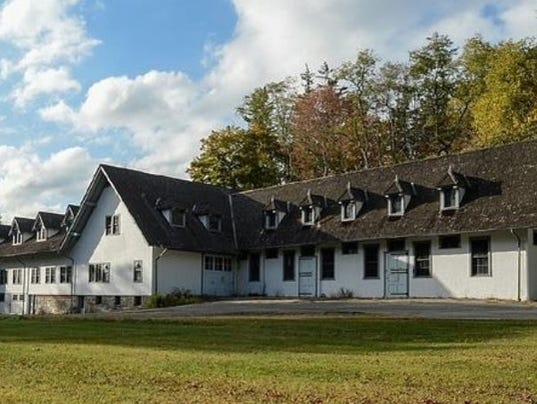 Ringwood manor carriage barn