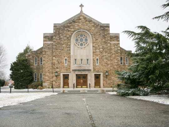 St. Helena Roman Catholic Church in Bellefonte.