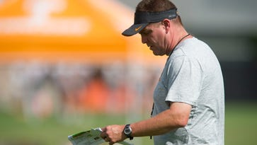 What Tennessee Vols coordinators are looking for in Saturday's scrimmage
