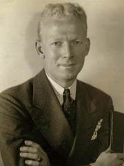Famed broadcaster Red Barber, born in Columbus, Mississippi, is the subject of a biography expected to be published in the spring of 2022.