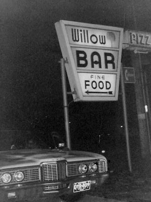 Pat DeLuca and his brother-in-law Jim Coscarelli opened the Willow Bar in 1960. The business would later become DeLuca's.