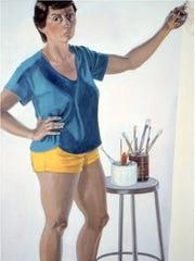 Metuchen artist Joan Arbeiter's work is on display