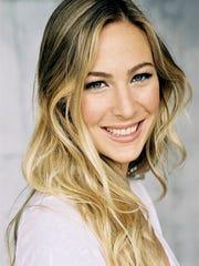 Molly McQueen, granddaughter of actor Steve McQueen,