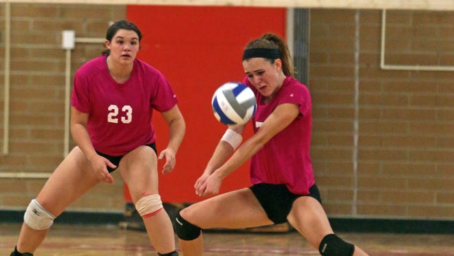 """North Rockland should make a splash in Class AA season with talent like """"Super 7"""" pick Madison Monahan returning."""
