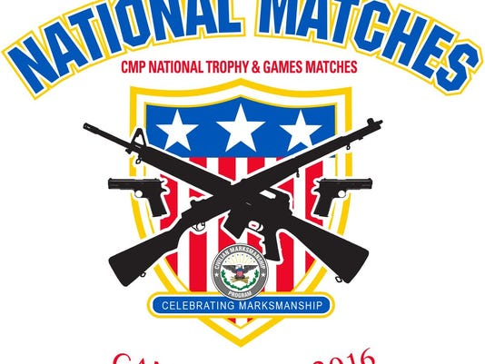 2016 National Matches Logo