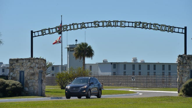 Raiford Prison is located in Bradford County, near Starke, Florida. Families of inmates are protesting proposed new visitation rules for Florida prisons.