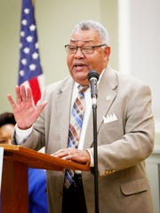 Buncombe County Commissioner Alfred Whitesides Jr.