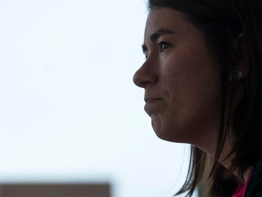 Chittenden County State's Attorney Sarah George reflects