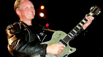 Billy Zoom is the guitarist for X.