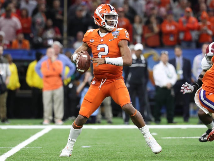 Clemson will be the best team in the Atlantic Coast