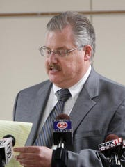 Former Calumet County District Attorney Ken Kratz
