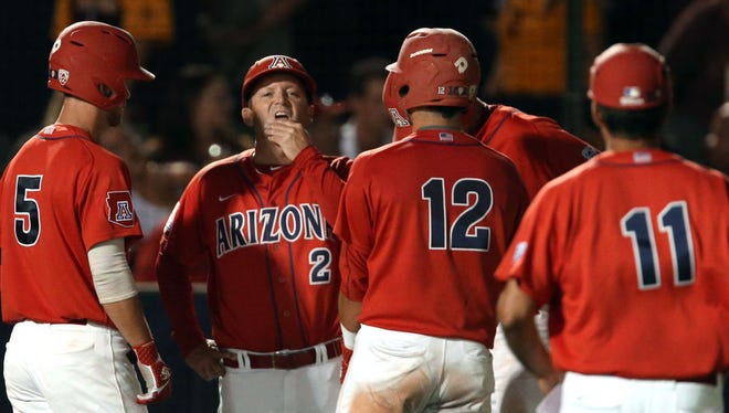 The Arizona baseball team is headed back to the postseason for the first time since winning the College World Series in 2012.